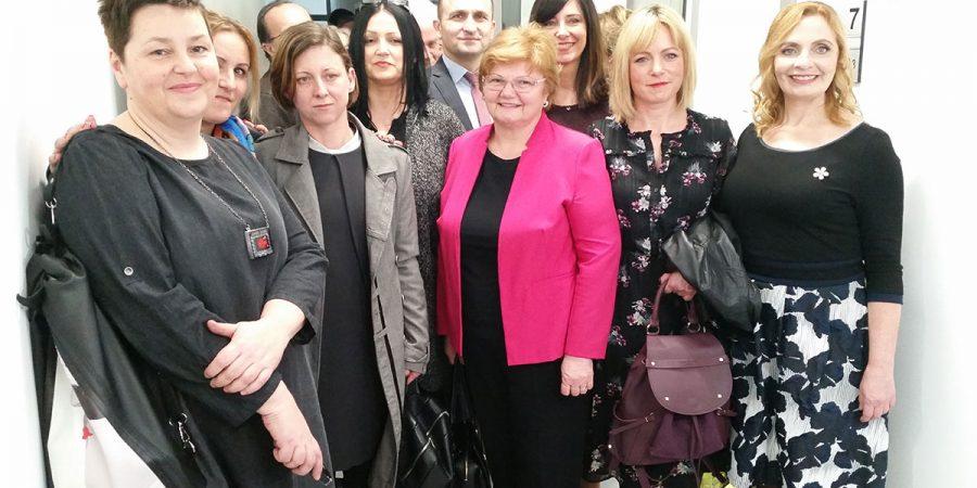 Svečano otvorenje Centra za odgoj, obrazovanje i rehabilitaciju u Osijeku